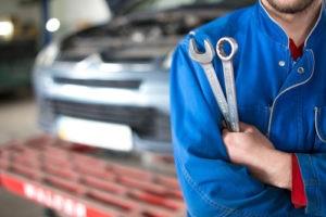 ремонт автомобиля по гарантии