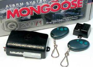 Mongoose сигнализация