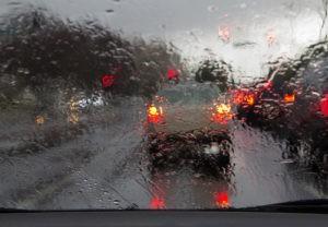 вождение в плохую погоду