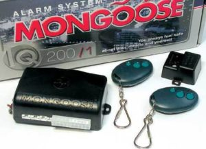 Mongoose сигнализация